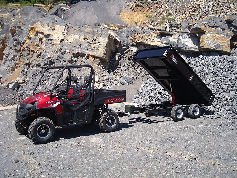 Extreme Road Amp Trail Atv Trailers